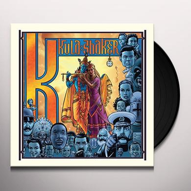 Kula Shaker K: 20TH ANNIVERSARY EDITION Vinyl Record - Anniversary Edition, UK Import