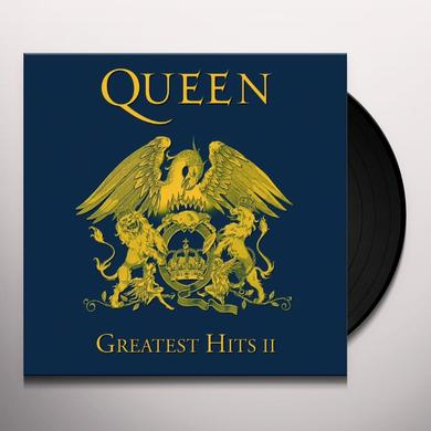 Queen GREATEST HITS II  (HK) Vinyl Record - Remastered