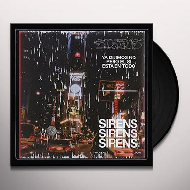 Nicolas Jaar SIRENS Vinyl Record - Canada Import