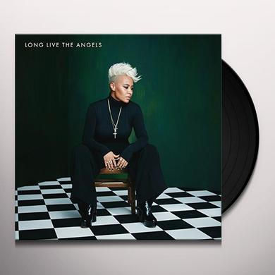Emeli Sande LONG LIVE THE ANGELS Vinyl Record - UK Import