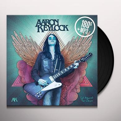 Aaron Keylock CUT AGAINST THE GRAIN Vinyl Record