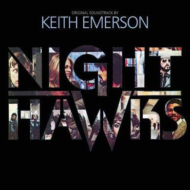 Keith Emerson NIGHTHAWKS Vinyl Record