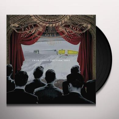 Fall Out Boy FROM UNDER THE CORK TREE Vinyl Record