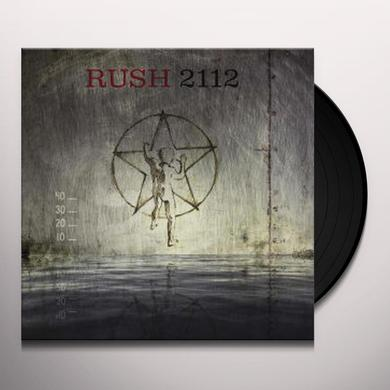 Rush 2112 (40TH ANNIVERSARY) Vinyl Record