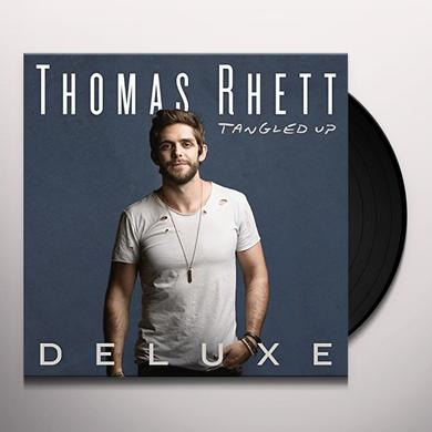 Thomas Rhett TANGLED UP Vinyl Record - Deluxe Edition