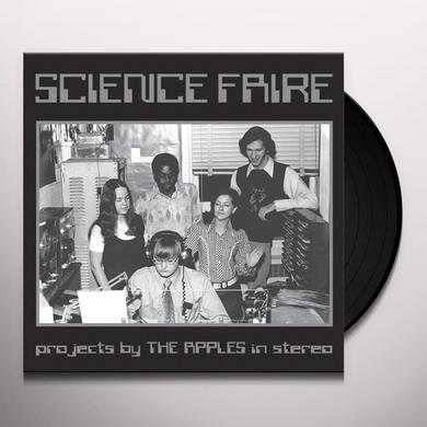 Apples In Stereo SCIENCE FAIRE Vinyl Record
