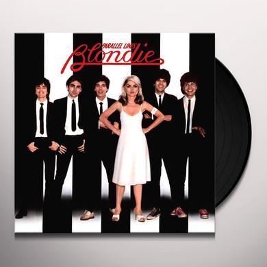 Blondie PARALLEL LINES Vinyl Record