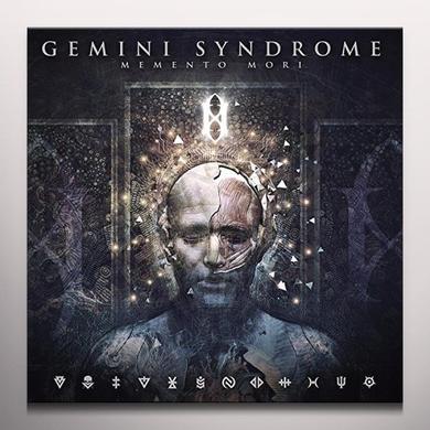 Gemini Syndrome MEMENTO MORI Vinyl Record - Clear Vinyl, Gatefold Sleeve