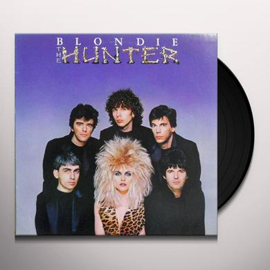 Blondie HUNTER Vinyl Record