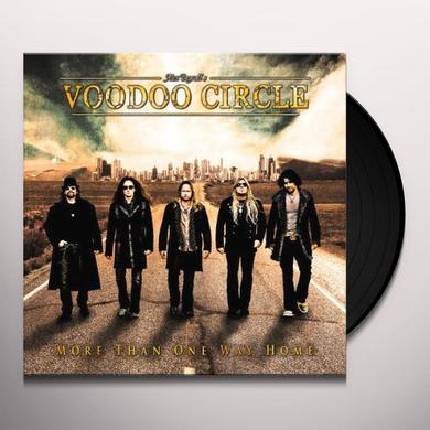 Voodoo Circle MORE THAN ONE WAY HOME Vinyl Record