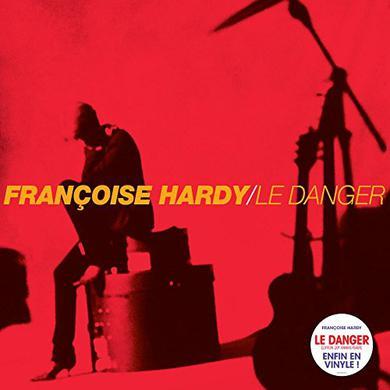 Francoise Hardy LE DANGER Vinyl Record