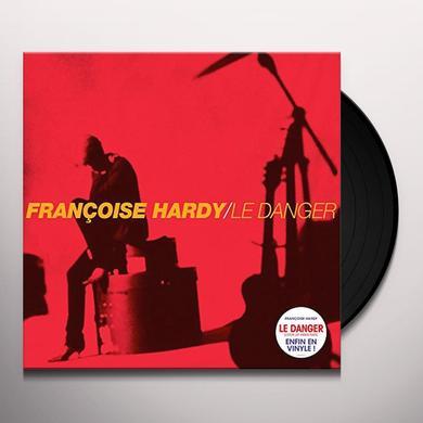 Francoise Hardy LE DANGER (FRA) Vinyl Record