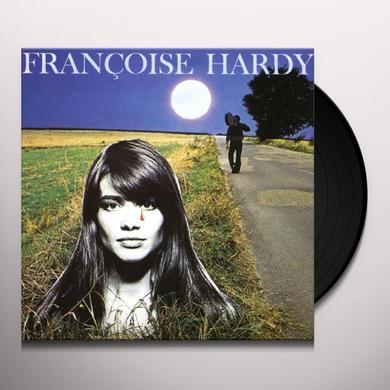 Francoise Hardy SOLEIL Vinyl Record