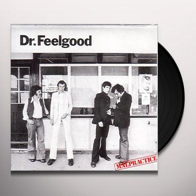 Dr Feelgood MALPRACTICE Vinyl Record