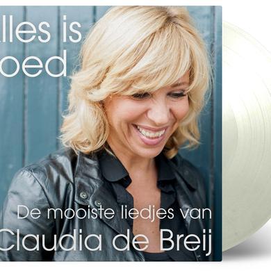 Claudia de Breij ALLES IS GOED (DE MOOISTE LIEDJES VAN) Vinyl Record
