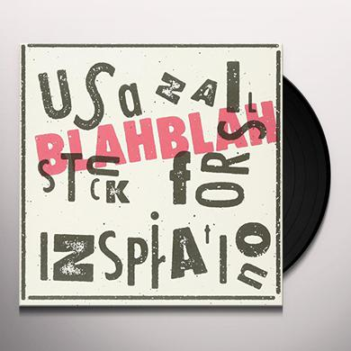 USA NAILS STUCK FOR INSPIRATION Vinyl Record