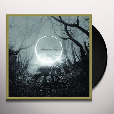Downfall Of Gaia ATROPHY Vinyl Record - UK Import