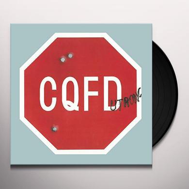 Jacques Dutronc C.Q.F.DUTRONC Vinyl Record