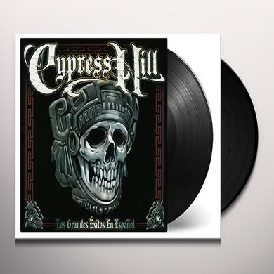 Cypress Hill LOS GRANDES EXITOS EN ESPANOL Vinyl Record - Holland Import