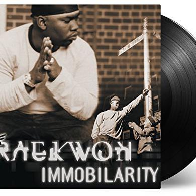 Raekwon IMMOBILARITY Vinyl Record