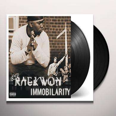 Raekwon IMMOBILARITY Vinyl Record - Holland Import