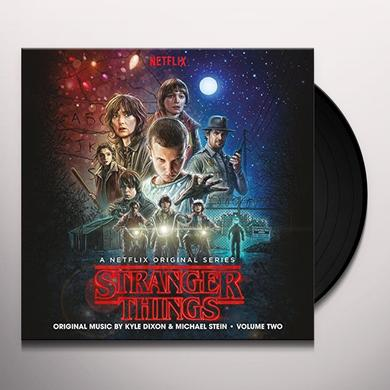 Kyle Dixon / Michael Stein STRANGER THINGS 2 / O.S.T. Vinyl Record - UK Import