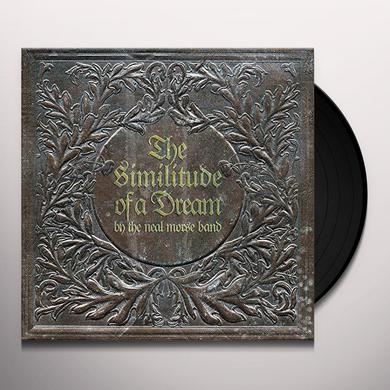 Neal Morse SIMILITUDE OF A DREAM Vinyl Record - UK Import