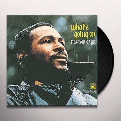Marvin Gaye WHAT'S GOING ON: DELUXE EDITION Vinyl Record