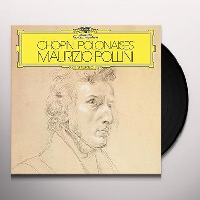 Chopin / Pollini POLONAISES Vinyl Record