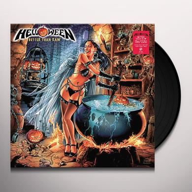 Helloween BETTER THAN RAW Vinyl Record - 180 Gram Pressing