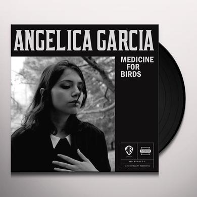 Angelica Garcia MEDICINE FOR BIRDS Vinyl Record