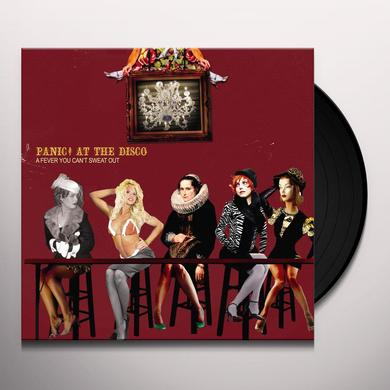 Panic At The Disco FEVER YOU CAN'T SWEAT OUT Vinyl Record