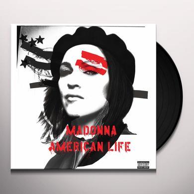Madonna AMERICAN LIFE Vinyl Record - 180 Gram Pressing