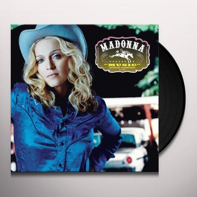 Madonna MUSIC Vinyl Record