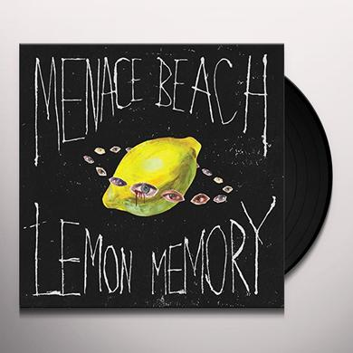Menace Beach LEMON MEMORY Vinyl Record