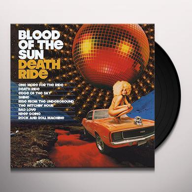 Blood Of The Sun DEATH RIDE Vinyl Record