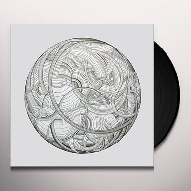 Black Merlin CONTROL Vinyl Record