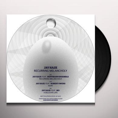 Jay Haze RECURRING MELANCHOLY Vinyl Record