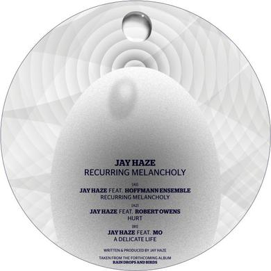 Jay Haze RECURRING MELANCHOLY Vinyl Record