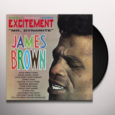 James Brown MR. DYNAMITE Vinyl Record
