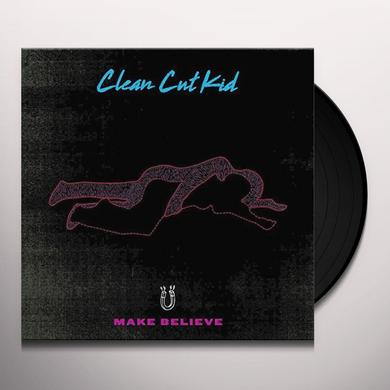 CLEAN CUT KID MAKE BELIEVE Vinyl Record - UK Import