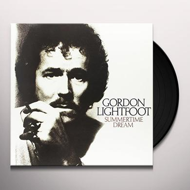 Gordon Lightfoot SUMMERTIME DREAM Vinyl Record