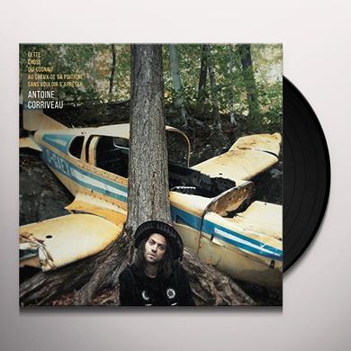 Antoine Corriveau CETTE CHOSE QUI COGNAIT AU CREUX DE SA POITRINE Vinyl Record