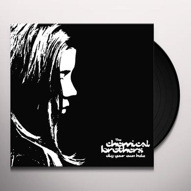 Chemical Brothers DIG YOUR OWN HOLE Vinyl Record - Holland Import