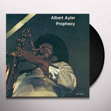 Albert Ayler PROPHECY Vinyl Record