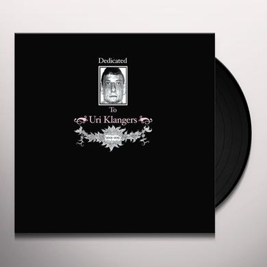 Hey Colossus DEDICATED TO URI KLANGER Vinyl Record