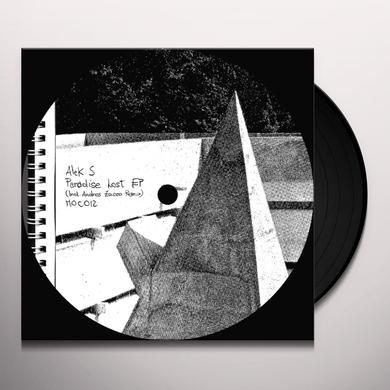 Alek S PARADISE LOST (INCL. ANDRES ZACCO REMIX) Vinyl Record