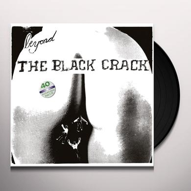 Anal Magic & Dwight Frizzell BEYOND THE BLACK CRACK Vinyl Record