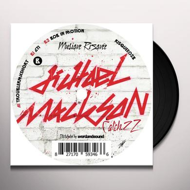 Jichael Mackson CATCH 22 Vinyl Record
