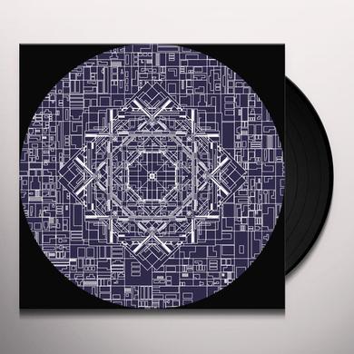 IPMAN CONSTRICT / RUNNING MAN Vinyl Record